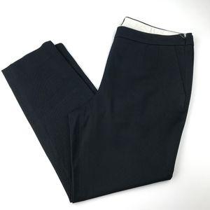 J.Crew Martie Slim Crop Pant Bi-stretch Side Zip